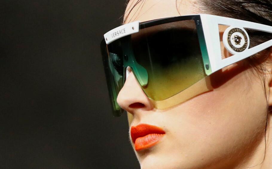 SESONGENS SOLBRILLER: Vi har tatt en titt på hvilke solbriller som befinner seg i butikk nå. Foto: NTB Scanpix