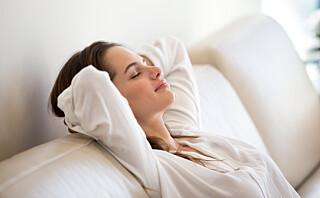 Bli kvitt stresset på få minutter