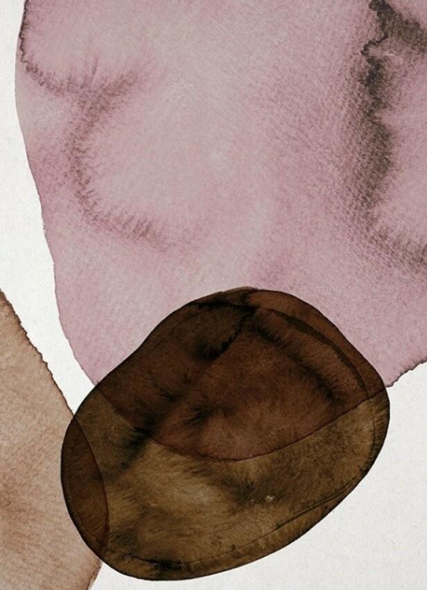 Plakat fra Desenio, kr 79