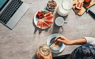 Har du hørt om «mindful eating»?