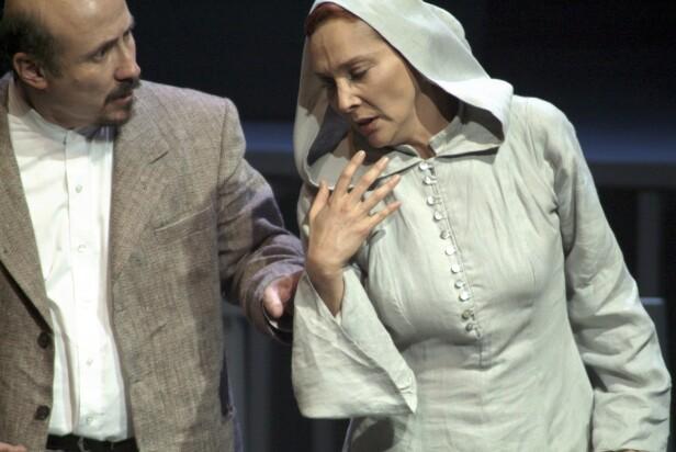 Montserrat Ontiveros har spilt i en lang rekke teaterstykker og tv-produksjoner i Mexico. FOTO: Privat