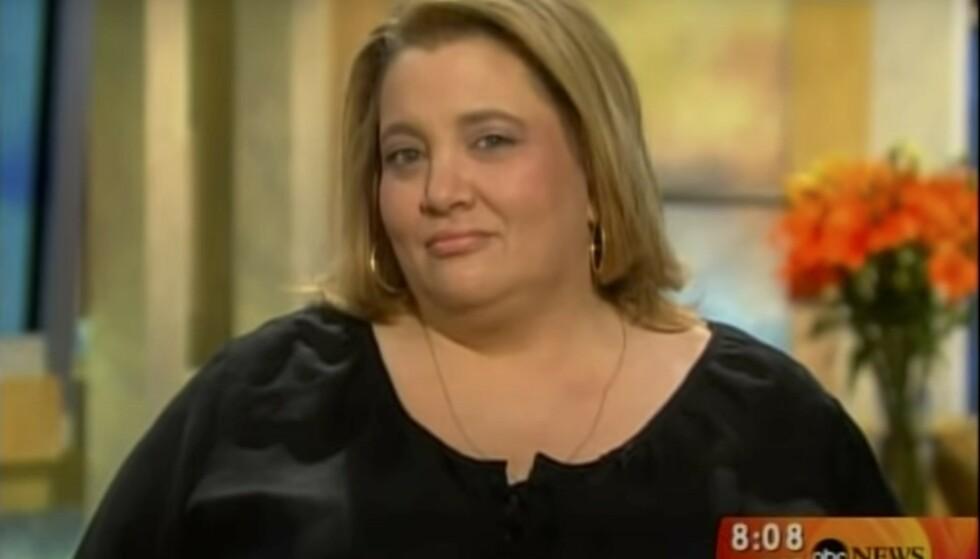 HUSKER ALT: Jill Price har HSAM; en slags uendelig hukommelse som gjør at hun husker alt som har skjedd i livet. FOTO: Skjermdump Good Morning America