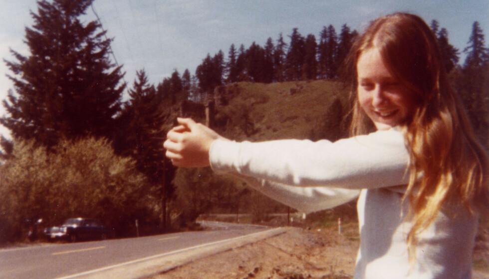 BLE KIDNAPPET: Etter at mareritthistorien hennes ble kjent, fikk Colleen Stan tilnavnet «Jenta i kisten» av amerikanske medier. FOTO: Twitter