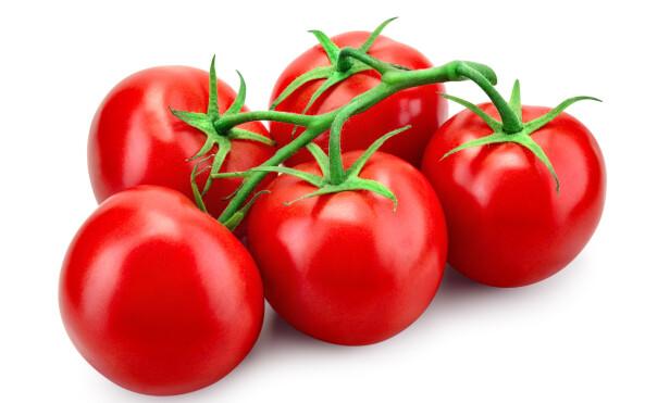 SKAL OPPBEVARES FOR SEG SELV: ... og så sa den ene tomaten til den andre: Come on, catch up! FOTO: NTB Scanpix
