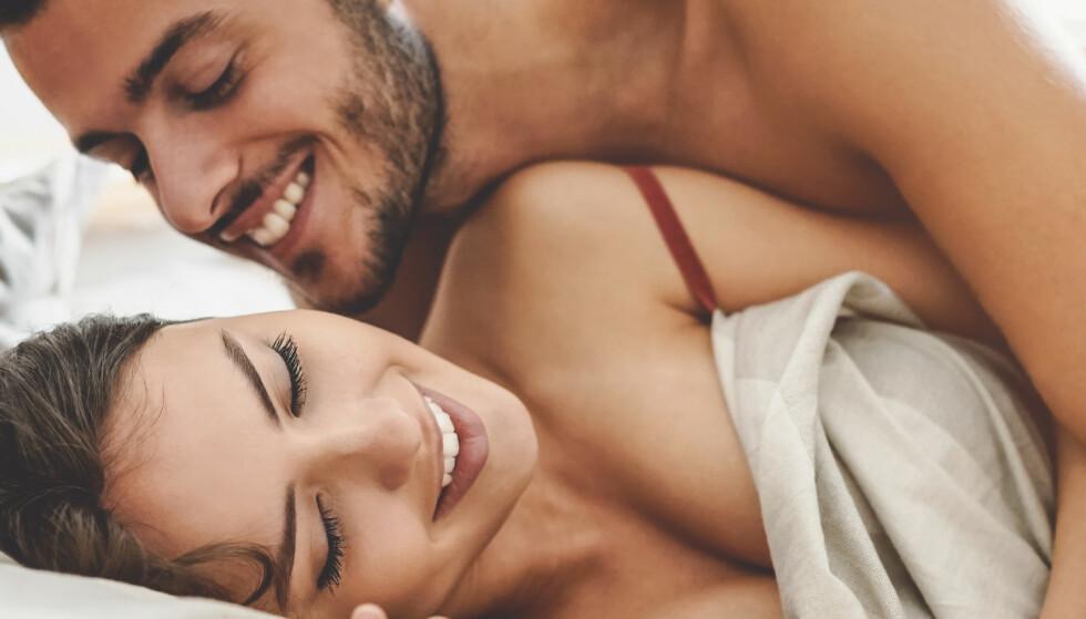 Denne metoden vekker sexlysten, så lenge dere følger én viktig regel