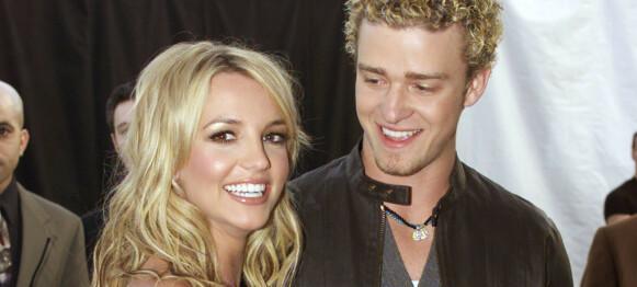 Britney åpner opp om bruddet med Timberlake