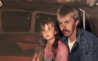 Pappajenta Anita (8) mistet faren Nils i Scandinavian star-katastrofen