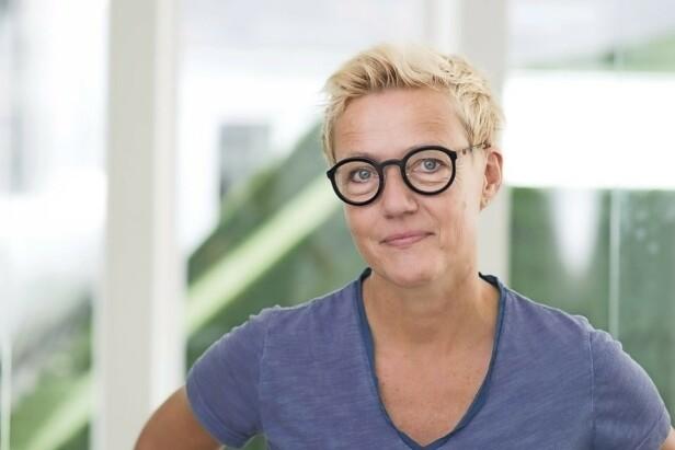 Anne Mette Lorentzen mener at det er mye bedre å bo i et bofellesskap enn at alle skal bo i hvert sitt hus.
