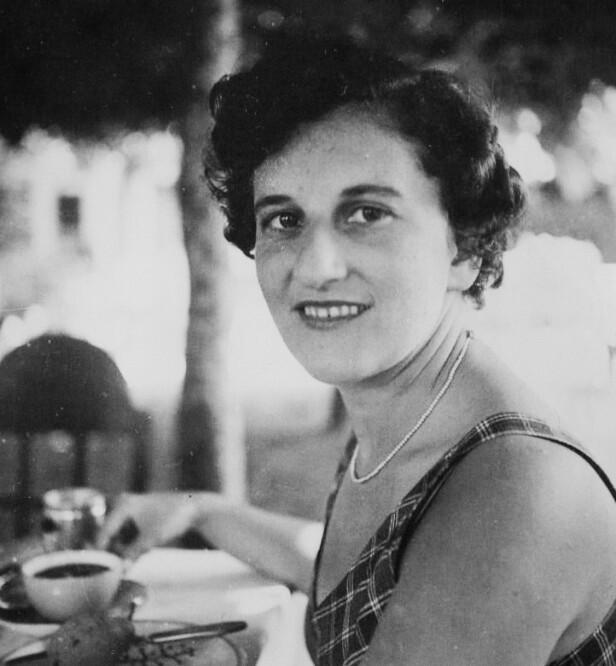 NABO: Alice Frank Stock fotografert i 50-årene. FOTO: NTB scanpix