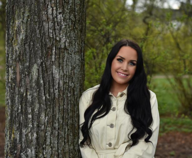 <strong>STERK:</strong> For June Holm har det hjulpet å være åpen om voldtektene hun ble utsatt for i løpet av to måneder høsten 2009. FOTO: Privat