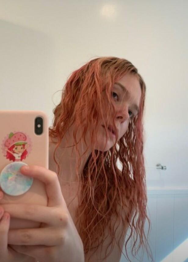 9 kjendiser som har farget håret rosa, oransje og blått