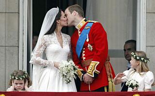 Dette husker vi best fra William og Kates kongelige bryllup