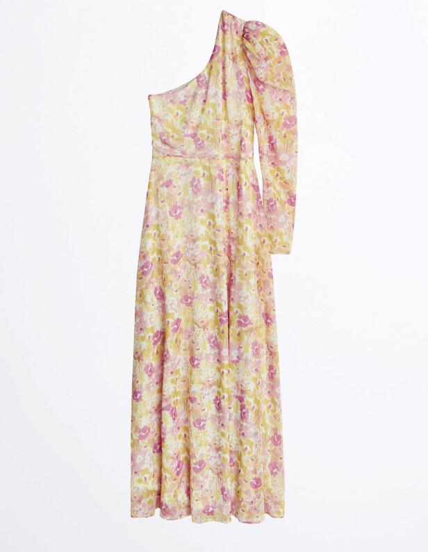 Asymmetrisk kjole (kr 1000, Gina Tricot).
