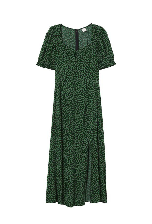 Lang kjole (kr 200, H&M).