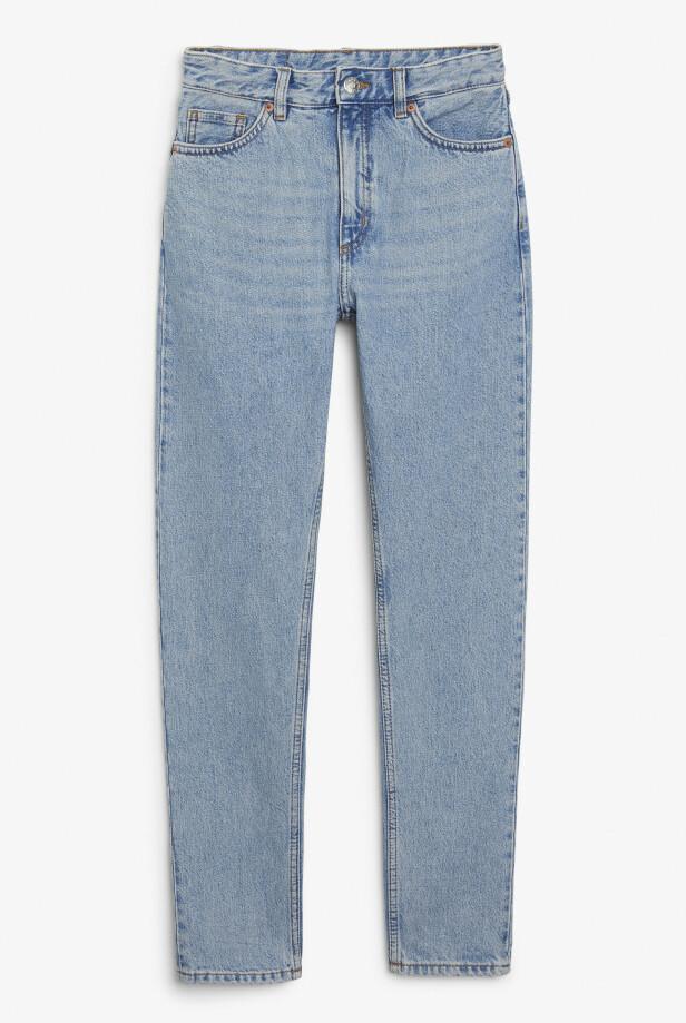 Smale jeans (kr 400, Monki).