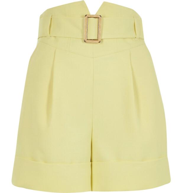 Shorts (kr 450, River Island).