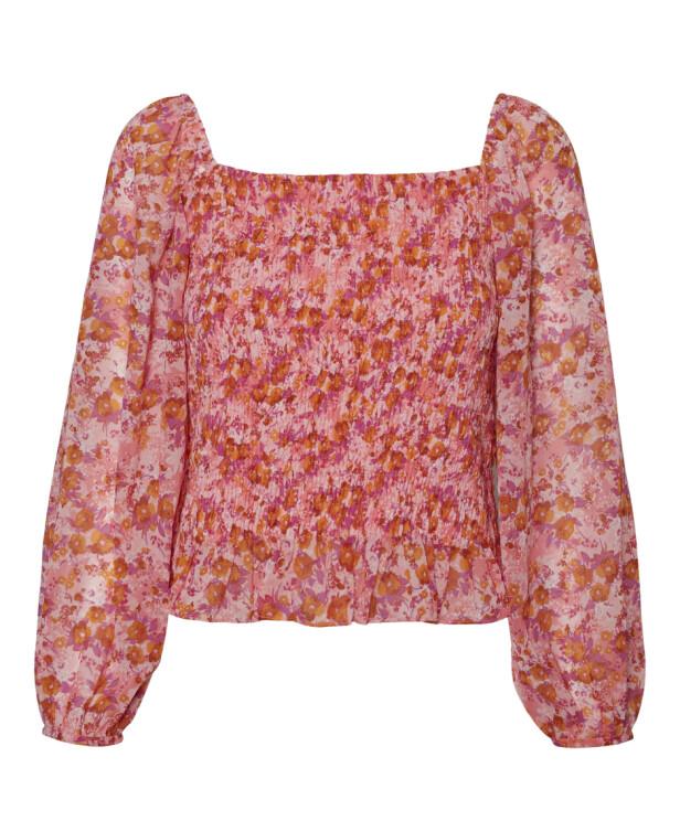 Bluse (kr 300,  Vero Moda).