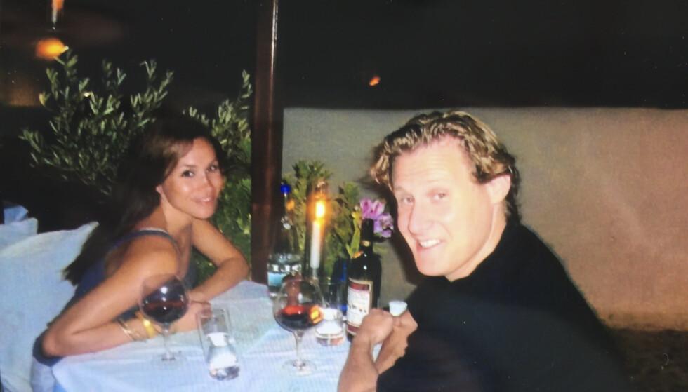 EKSMANNEN: Meghan var gift i med den amerikanske filmprodusenten Trevor Engelson fra 2011 til 2013. FOTO: NTB scanpix