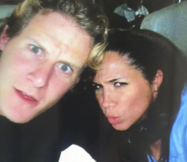 <strong>DEN GANG DA:</strong> Meghan og Trevor begynte å date i 2004, og giftet seg i 2011. 18 måneder senere var bruddet et faktum. I dag er de lykkelige på hver sin kant.