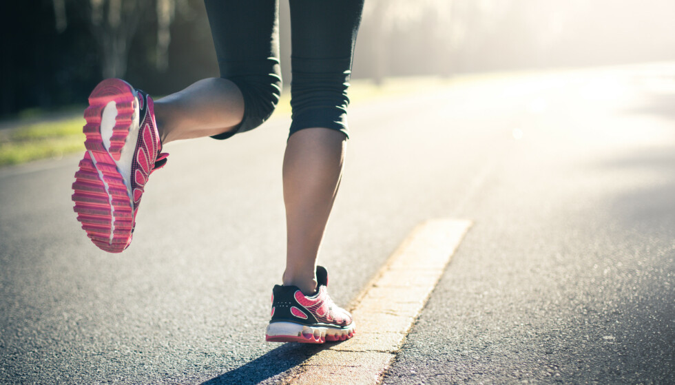 PLANTAR FASCITT: Ble dette våren da du endelig kom i gang med løping? Pass på å ikke overdrive. FOTO: NTB Scanpix