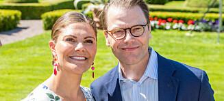 Nytt familiemedlem i den svenske kongefamilien