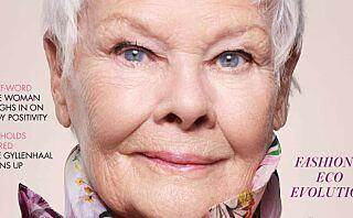 85-åringen pryder historisk Vogue-forside