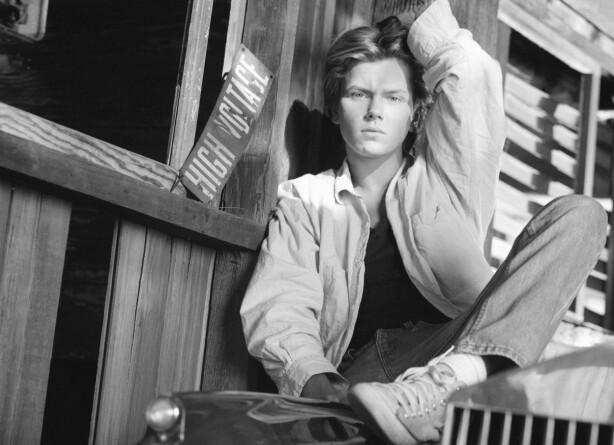 <strong>BROR:</strong> Skuespiller River Phoenix hadde allerede en Oscar-nominasjon, men døde i 1993 av en overdose, bare 23 år gammel. FOTO: NTB Scanpix