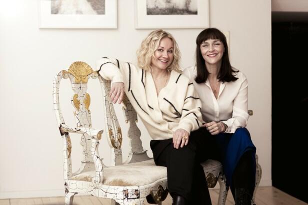 Rudy og Vanessa ble kjent gjennom såpeserien «Hotel Cæsar» på TV 2 for mange år siden. FOTO: Astrid Waller
