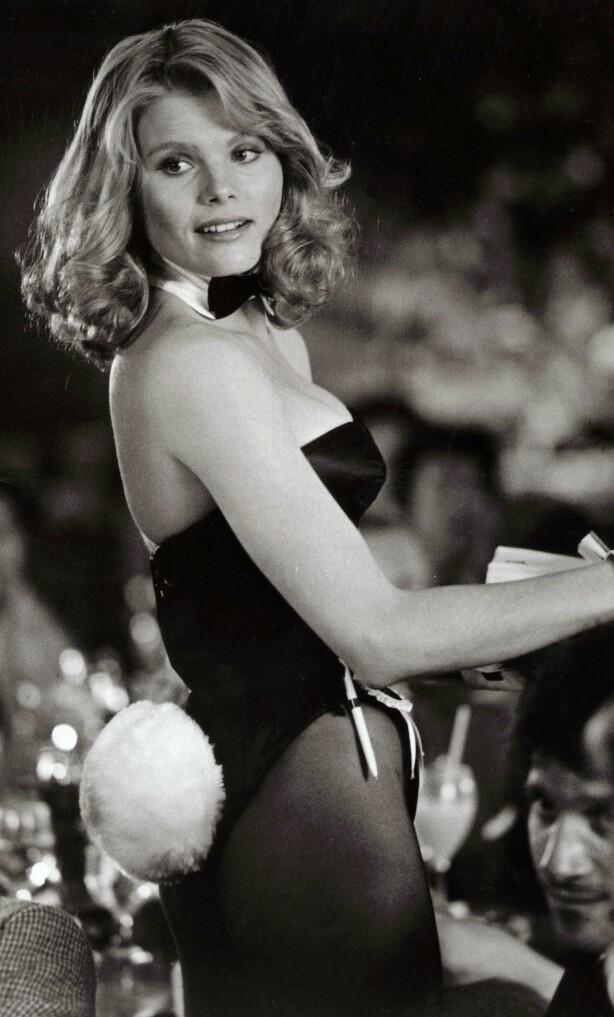 TOLKNING: Mariel Hemingway spilte Dorothy Stratten i filmen «Star 80», bare tre år etter at Stratten ble drept. FOTO: NTB Scanpix