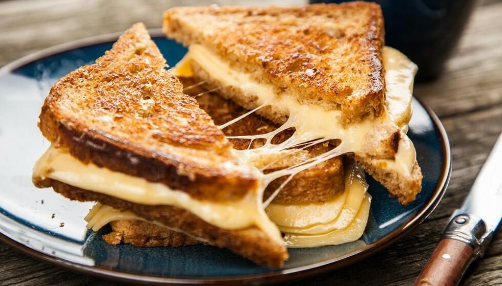 OST: Umamismaken kjenner vi av en rekke matvarer, blant annet noen typer ost. FOTO: NTB Scanpix