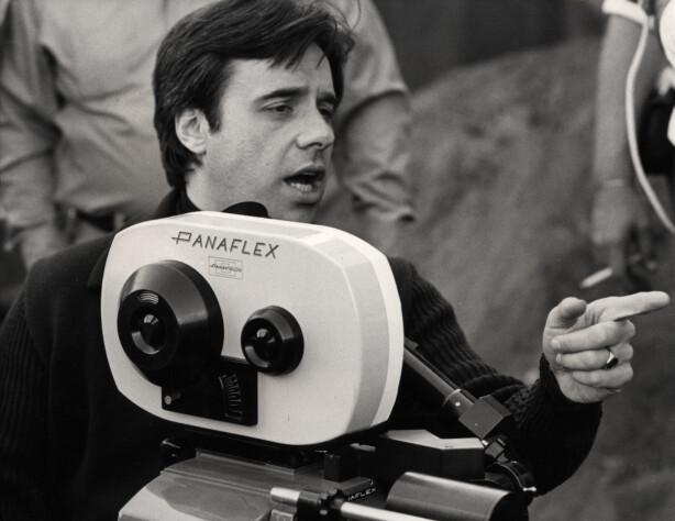 STJERNEREGISSØR: Peter Bogdanovich hadde jobbet med alt fra Hitchcock til Ryan o'Neill og Barbara Streisand. Nå la han sin elsk på Dorothy Stratten, både profesjonelt og privat. FOTO: NTB Scanpix.
