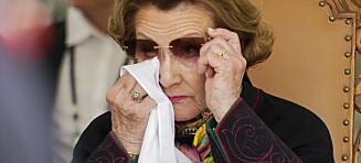 Den sterke talen til kaptein Camilla Brevik Hågensen rørte dronning Sonja til tårer