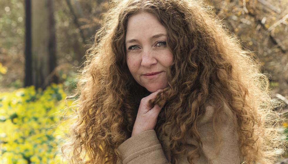 <strong>VIKTIG JOBB:</strong> Marita vil jobbe for at færre skal miste livet i meningsløse overdoser. FOTO: Astrid Waller