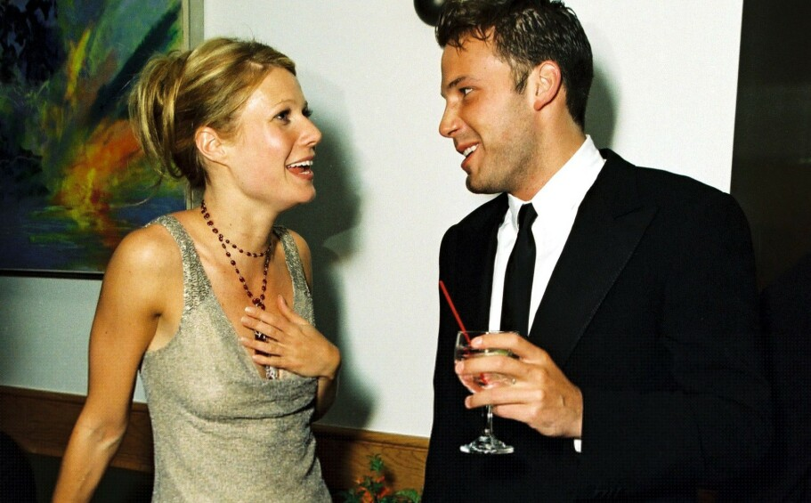 ANGRER: Gwyneth Paltrow mener denne kjolen ikke var verdig en Oscar-utdeling. Foto: NTB Scanpix