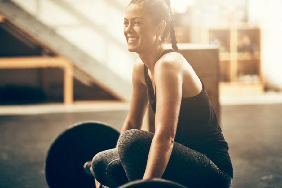 TRENINGSØKT: For en person som bare vil bruke kroppen og effektivt få opp pulsen, kan man fint gjennomføre en økt 20-30 minutter. FOTO: NTB Scanpix