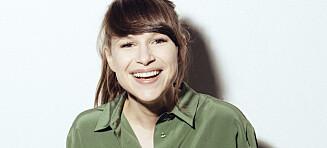Norske Kathrine (30) ble starstruck av å jobbe med de danske legendene