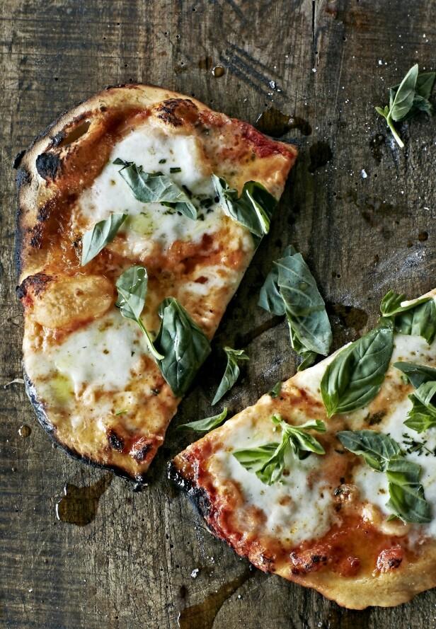 En klassisk margherita-pizza er veldig enkel. Men velger du førsteklasses råvarer, kan det likevel være den du får aller mest lyst på.