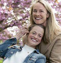 Birgit Og Christine Det Er Ikke Mange Du Far Bli Lam Sammen Med