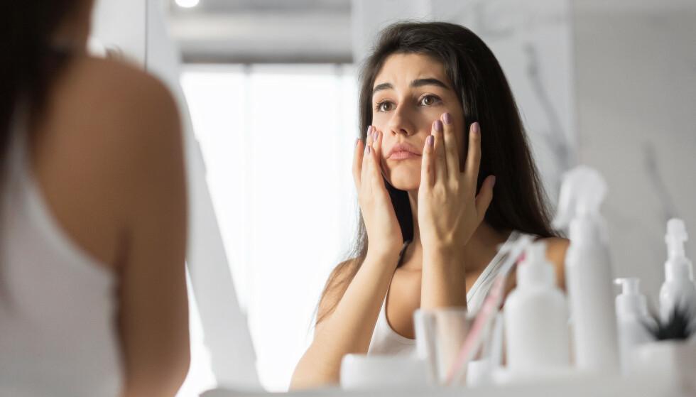 HOVEN: Mange kvinner føler seg hovne i kroppen etter å ha sluttet med p-piller. Det skyldes hormonbalansen. FOTO: NTB Scanpix