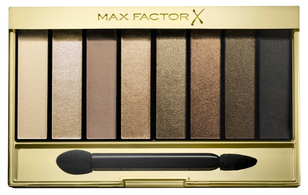 Øyenskygge |Max Factor | https://www.blush.no/product/1139679/sminke/oeyne/max-factor-masterpiece-nude-oeyenskyggepalett?utm_source=KK_Gunhild_uke20