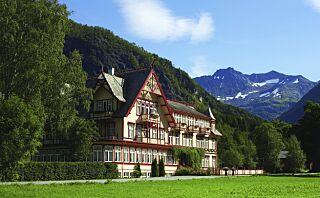 10 hoteller med historisk sus