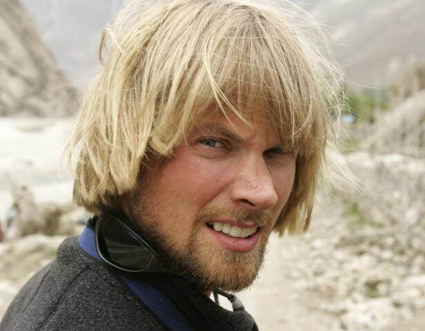 <strong>DØDE:</strong> Eventyreren Rolf Bae omkom under K2-nedstigningen i 2008. Han ble 33 år gammel. FOTO: NTB scanpix