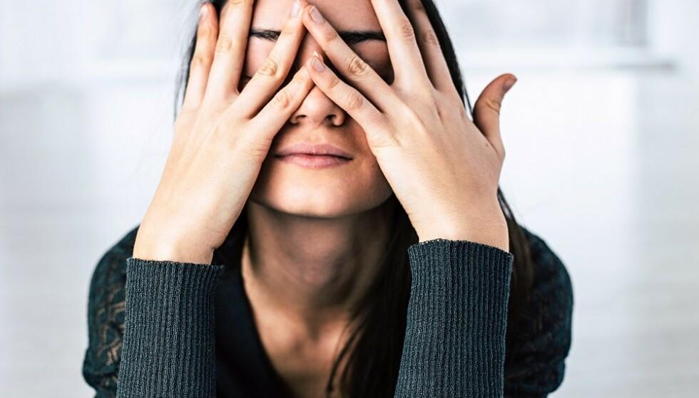 FRYKT: Noen frykter går igjen hos mange av oss. For noen kan det utvikle seg til en fobi. FOTO: NTB Scanpix