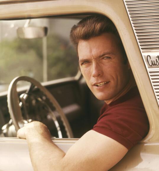 <strong>LANG FARTSTID:</strong> Clint Eastwood i starten av sin karriere i 1965. FOTO: NTB Scanpix