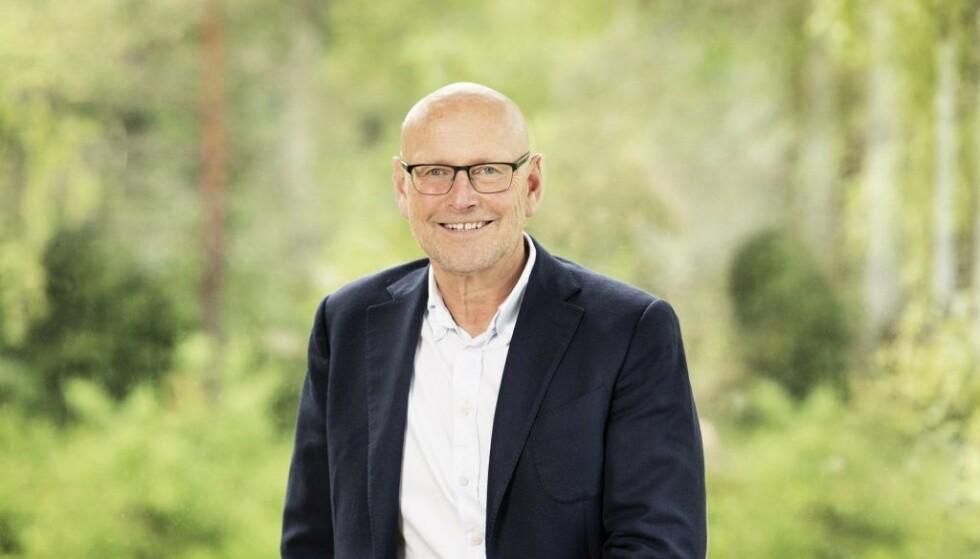 STARTET EGET: Ole Andreas Underland er administrerende direktør ved Hurdalsjøen Recoverysenter, det første offentlig godkjente private psykiatriske sykehuset som tilbyr medisinfri behandling: Foto: Recovery Akademiet/ presse