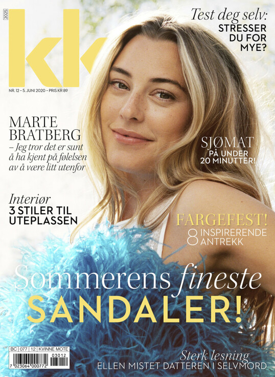 <strong>PÅ COVER:</strong> KK12 er i salg fra fredag 5. juni.