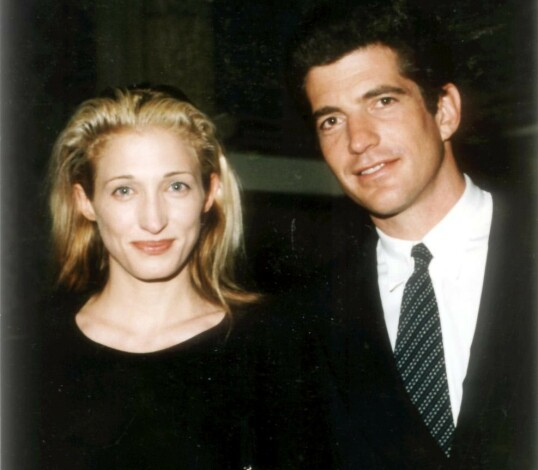 <strong>OMKOM:</strong> Carolyn Bessette og John F. Kennedy Jr. rakk bare å være gift i tre år, før de omkom i flyulykken 16. juli 1999. FOTO: NTB scanpix