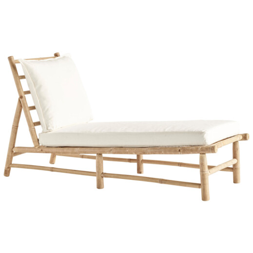 Loungestol i bambus, «Bamslowrest» (kr 5600, Tine K. Home).