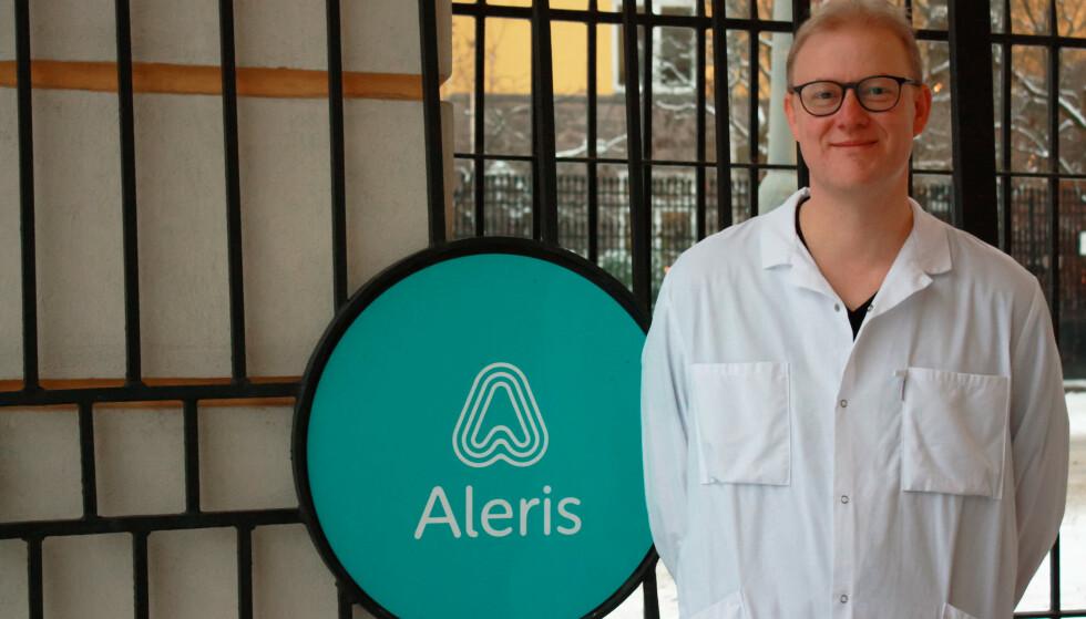 EKSPERTEN: Guttorm Erik Bruskeland er søvnspesialist ved Aleris I Oslo. Foto: Aleris.