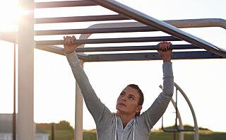Er tufteparken bare for veltrente akrobater?